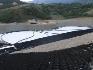 Реконструкция, модернизация и разширение на регионално депо за неопасни отпадъци на общ. Гоце Делчев