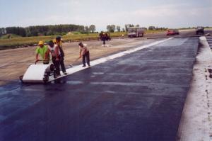 Реконструкция на Летище `Граф Игнатиево` по стандартите на NATO и ICAO