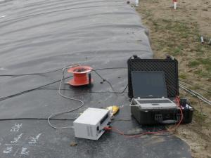 Апаратура за тестване