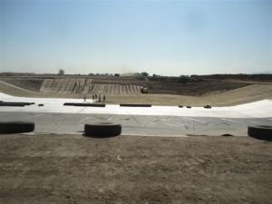 Изграждане на депо за отпадъци Чеиргьол 1