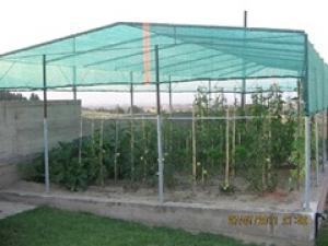 Полиетиленови мрежи срещу слънце, градушка и ветрозащита